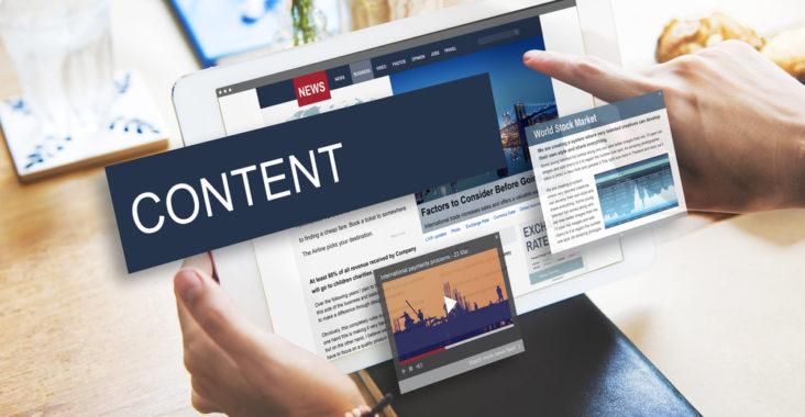 Le content marketing en 2019 : 4 Stratégies à adopter pour réussir